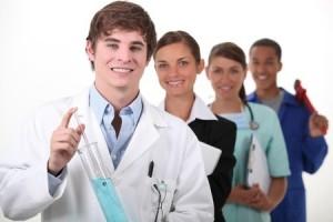 Berufsausbildung und Berufsqualifikation für Medizin